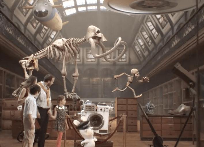 La Machine à Voyager dans le Temps –Commercial