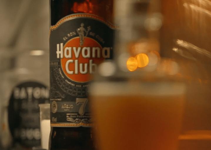 Havana Club Boomerang