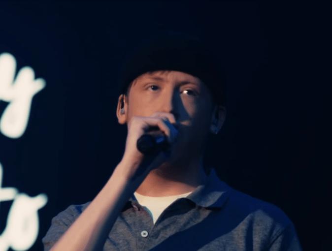 Random – Eddy De Pretto (Live)  Selon Thomas –CANAL+